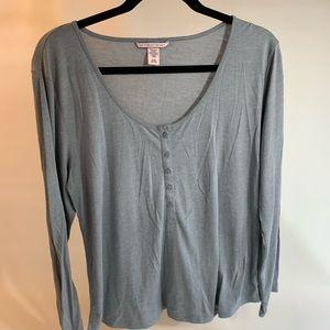 Victoria's Secret Henley Shirt